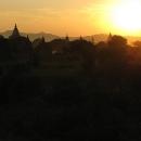 1651bagan Sonnenuntergang