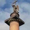 Engel auf der Alexandersäule
